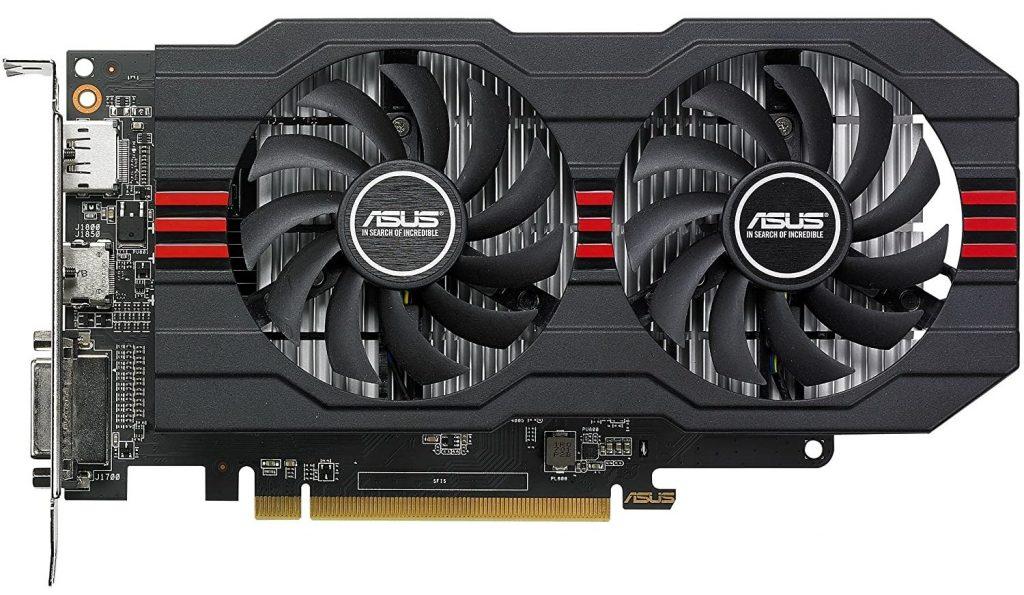 ASUS ROG Strix Radeon RX 560