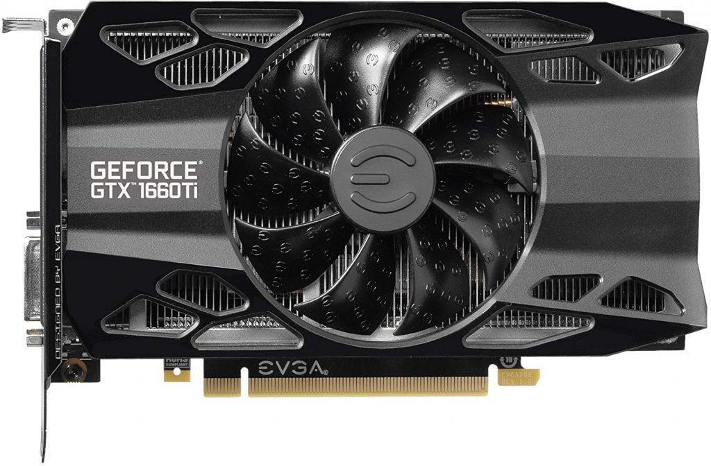 EVGA GeForce GTX 1660 Ti 6GB