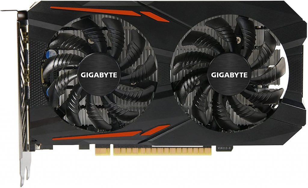 Gigabyte GTX 1050 Ti Windforce