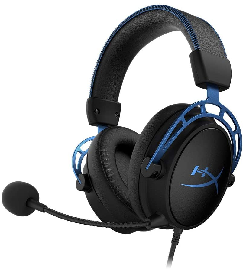 HyperX Cloud Alpha S - PC Gaming Headset $129.99