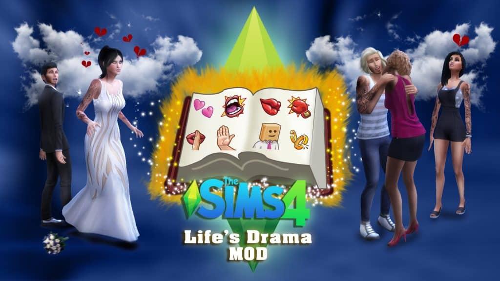 Life's drama (by sacrificialmods)
