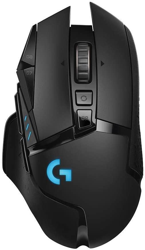 Logitech G502 LIGHTSPEED Wireless Gaming