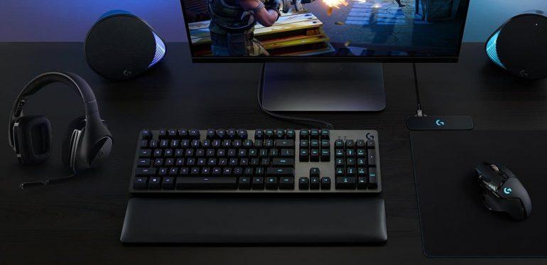 Logitech gaming software vs G hub