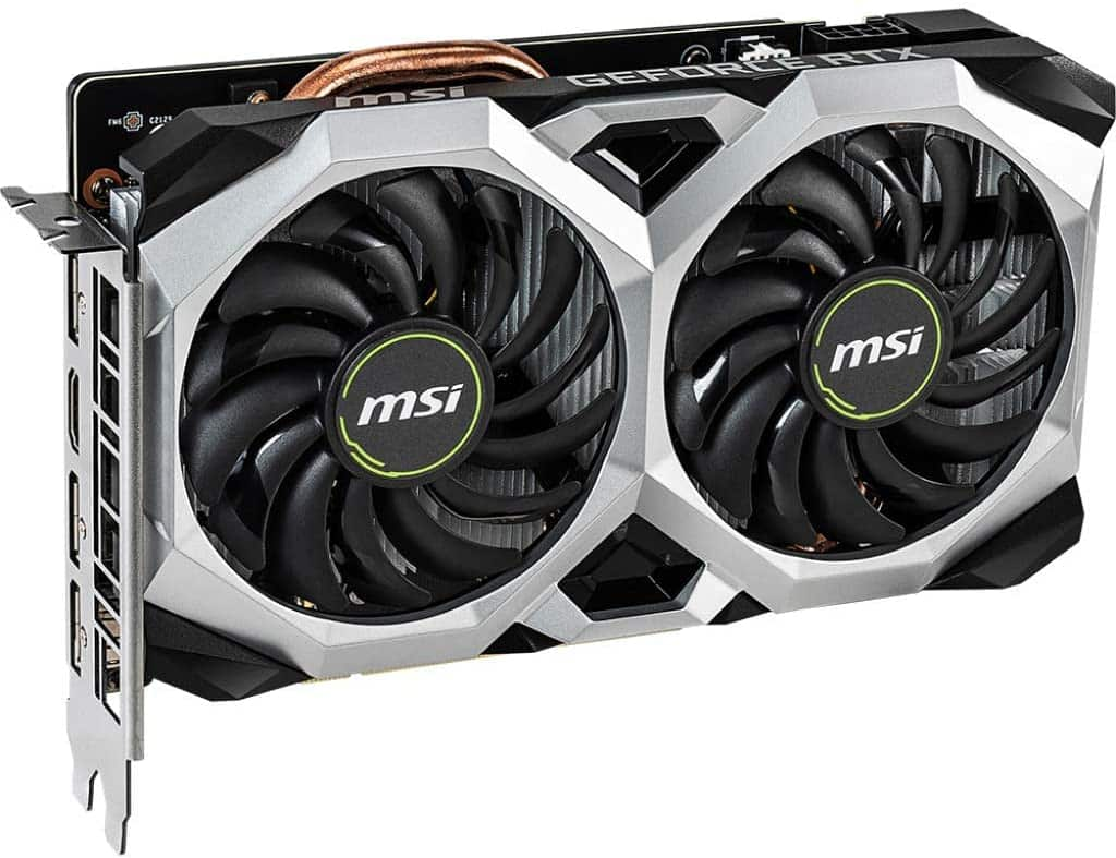 MSI Gaming GeForce RTX 2060