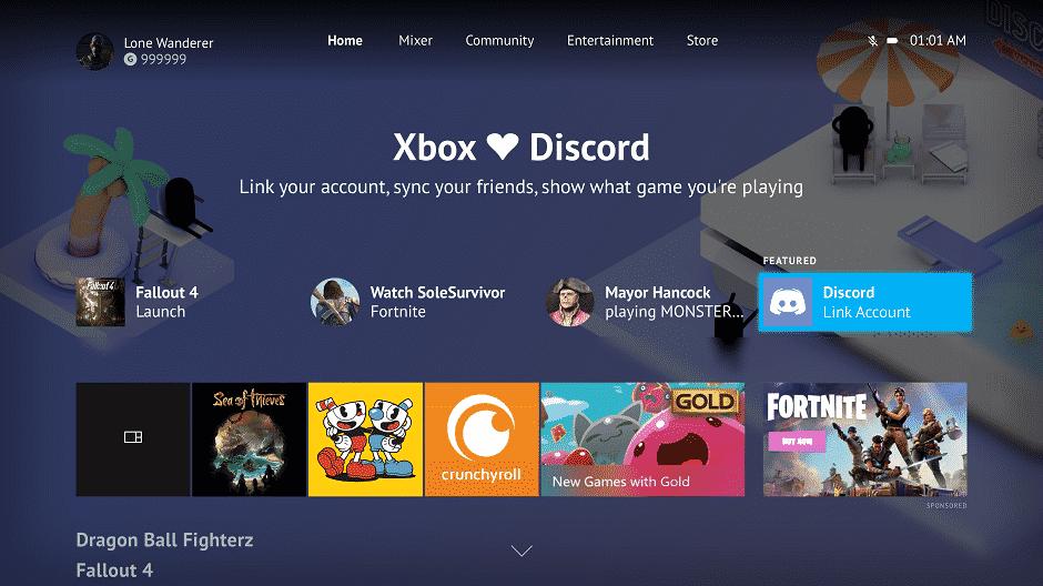 Use Discord On Xbox