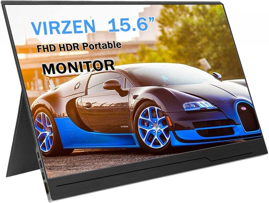 Virzen 15.6-Inch Portable Gaming Monitor