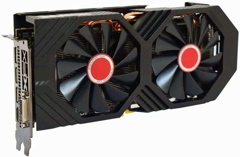 XFX Radeon Rx 590 Fatboy Core Edition 8GB OC