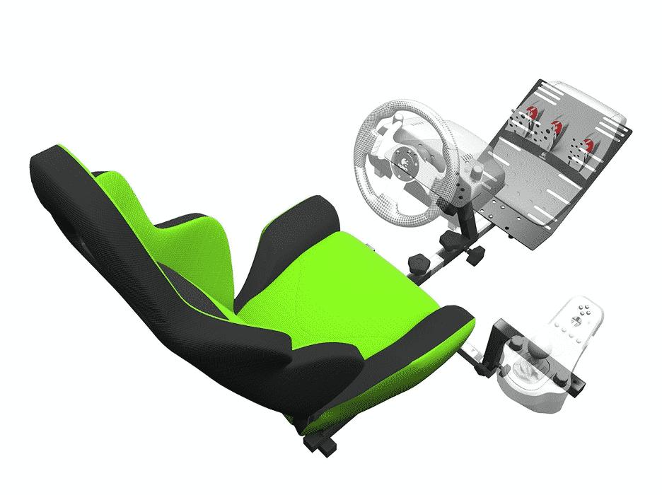 Openwheeler GEN2 Racing Wheel Stand Cockpit