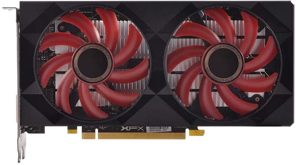 AMD RX 550
