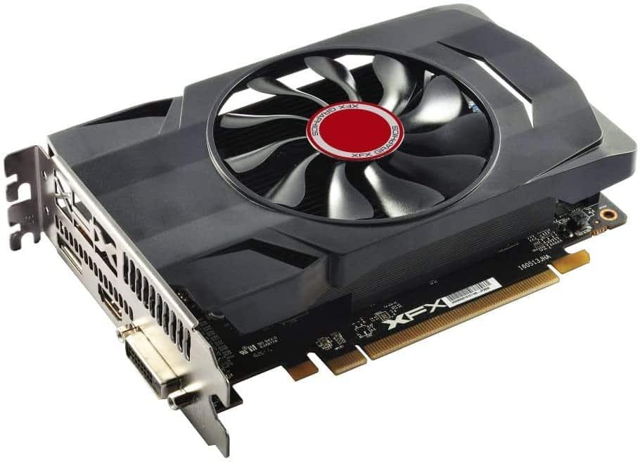 AMD Radeon RX550