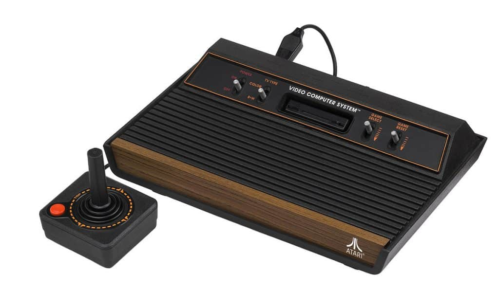 Atari consoles