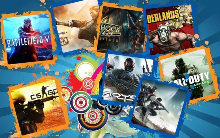 Best FPS Games
