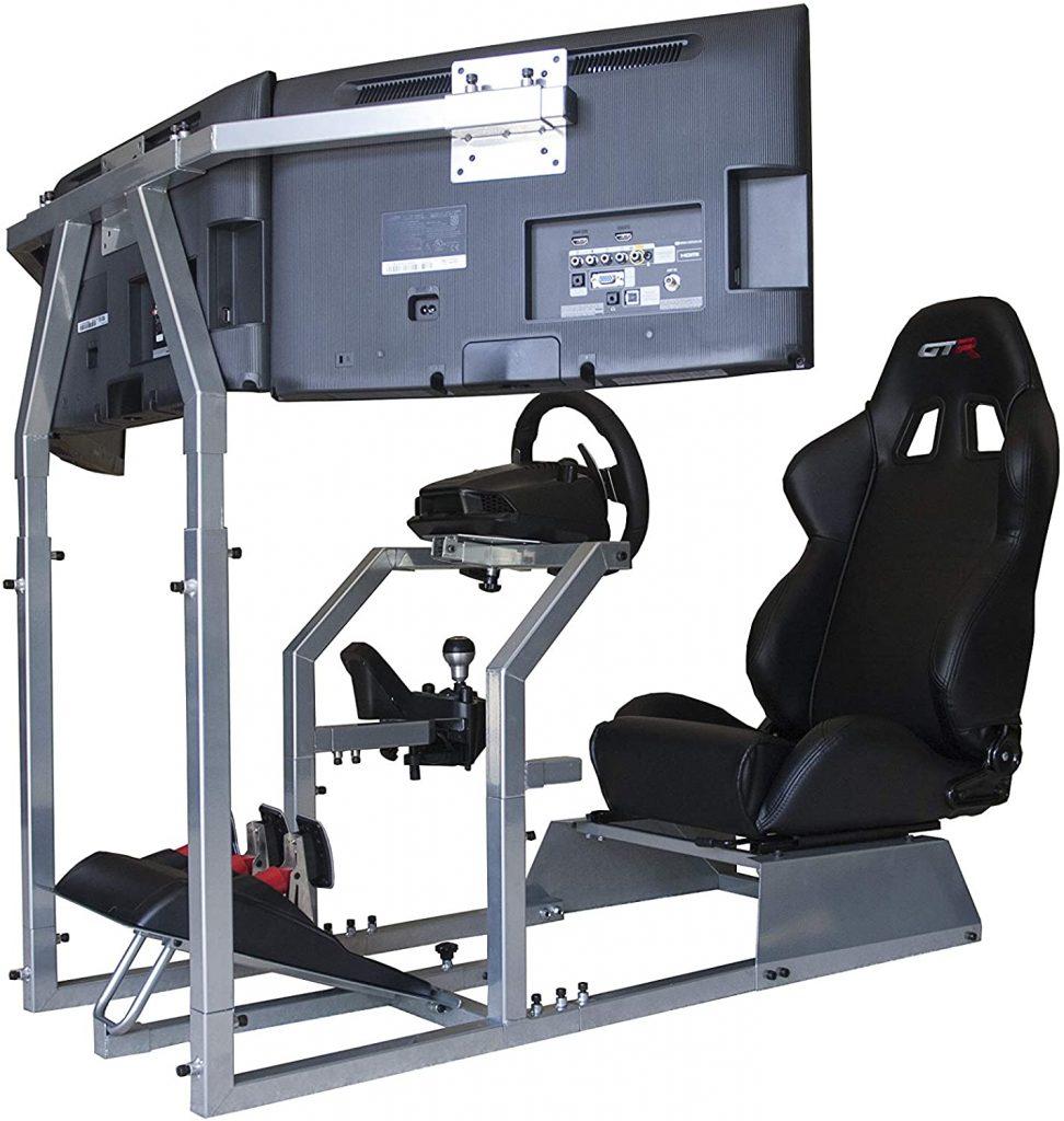 GTR Simulator - GTA-F Model Racing Simulator