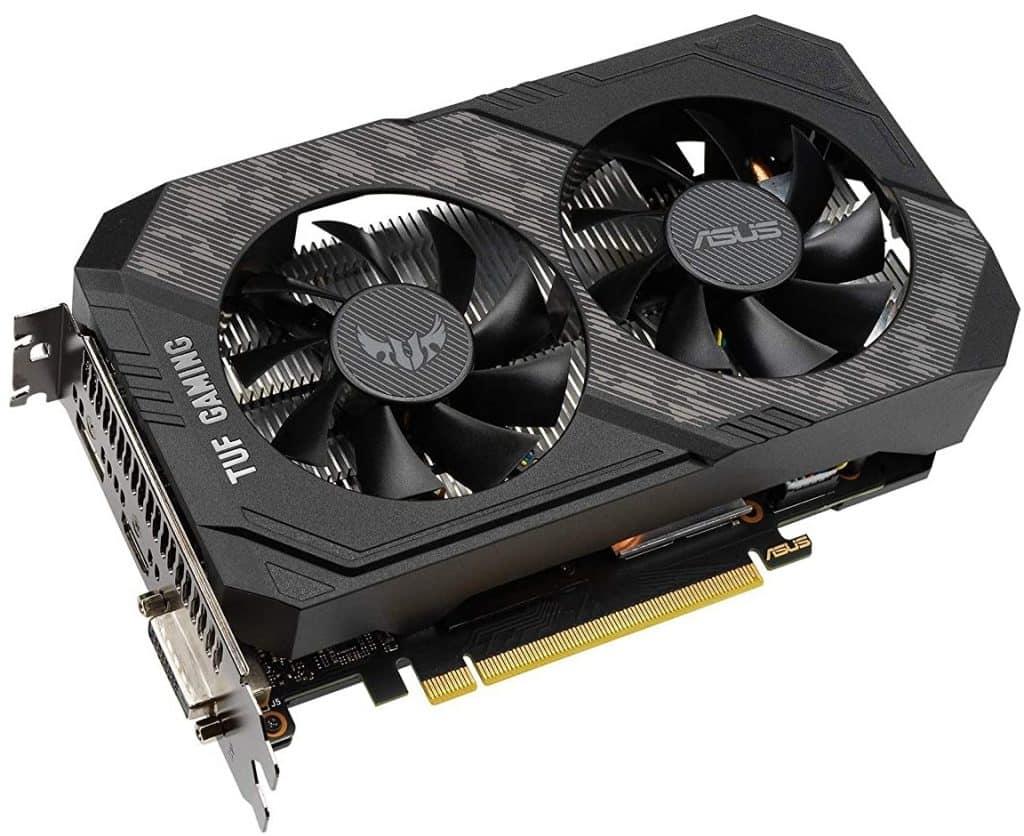 GeForce GTX 1650 Super Overclocked