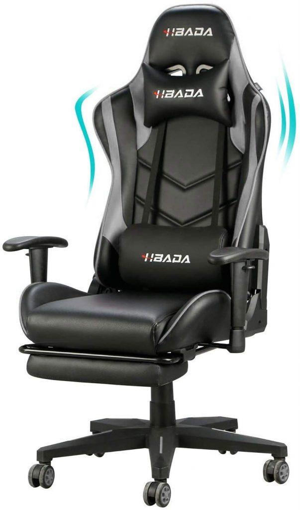 Hbada Gaming Chair Racing Style