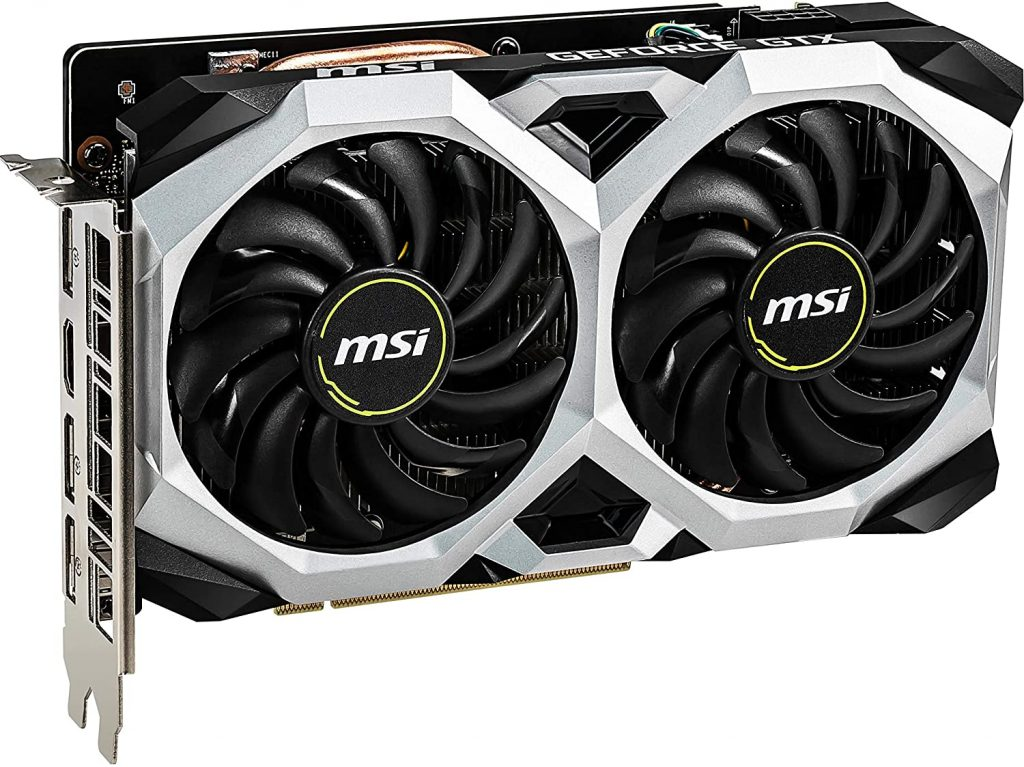 Nvidia GeForce GTX 1660Ti