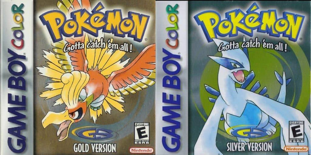 Pokémon Gold and Silver