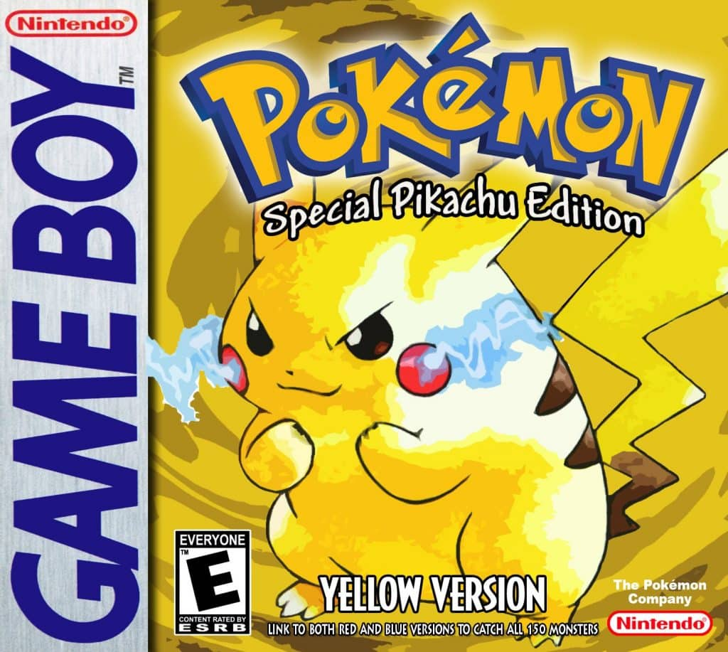 Pokémon Yellow: Special Pikachu Edition