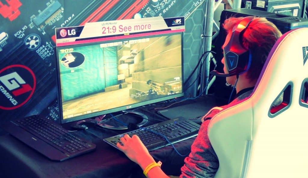 gamer skills