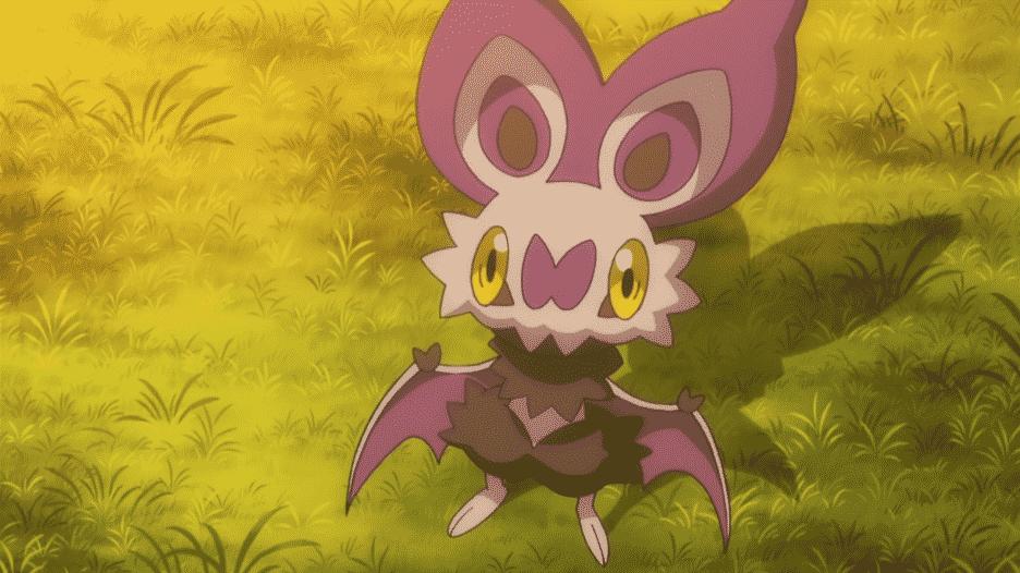 Noibat bat type pokemon