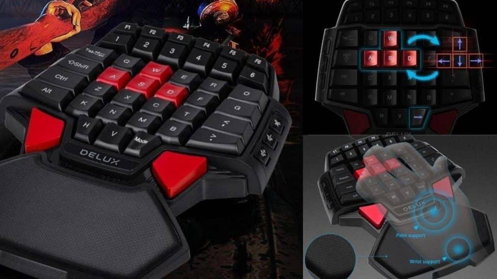 Delux T9 46-Key
