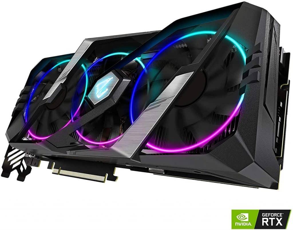 GIGABYTE AORUS GeForce RTX 2070 Super