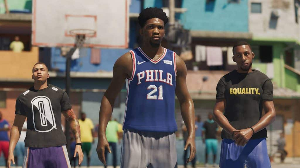 NBA Live 21