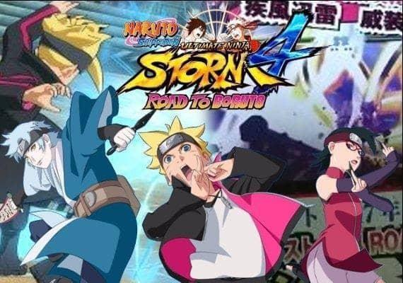 Naruto - Shippuden Ultimate Ninja Storm 4