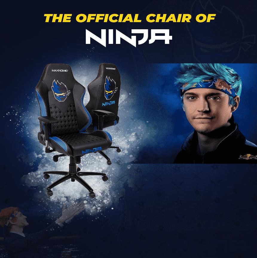 Ninja's Official Chair
