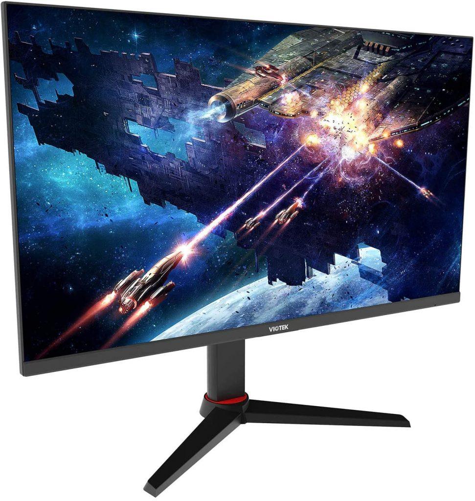 Viotek GFT27CXB - best budget gaming monitor