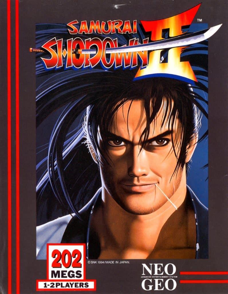Samurai Shodown II (1994)