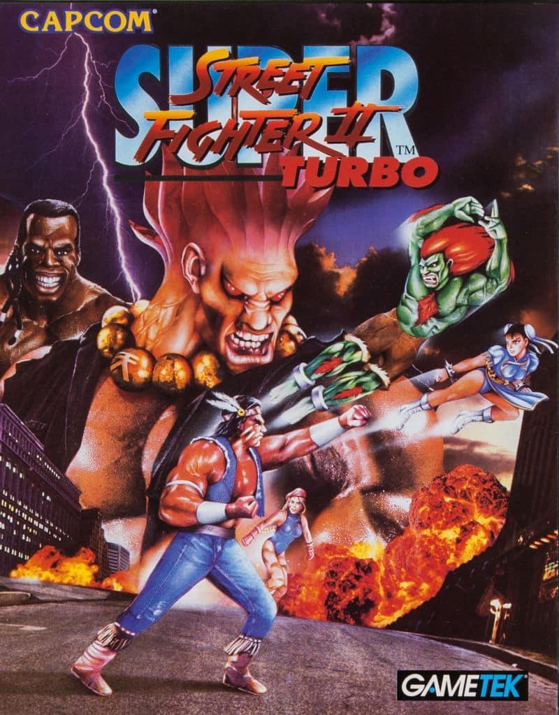 Super Street Fighter II Turbo (1994)
