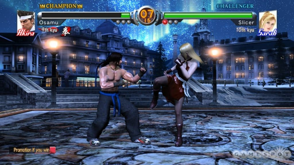 Virtua Fighter 5 (2007)