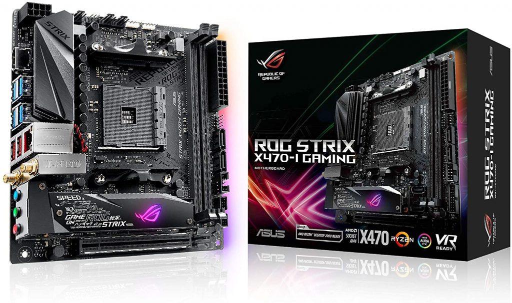 ASUS ROG Strix X470-I