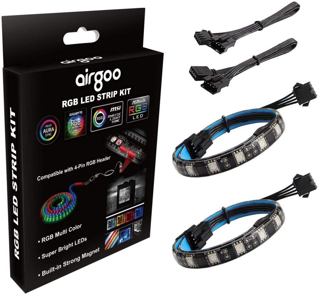 Airgoo 4Pin RGB Strip Light