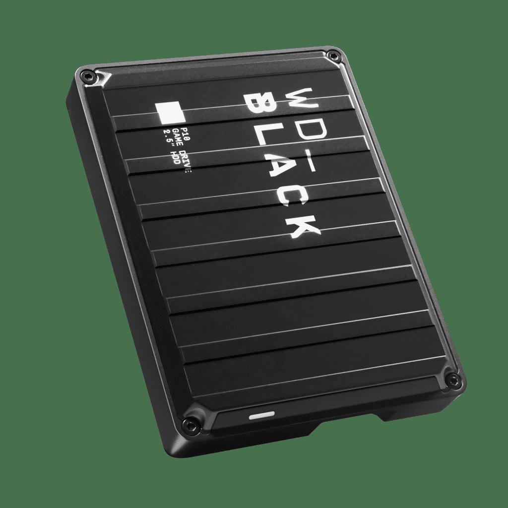 WD Black 2 TB P 10