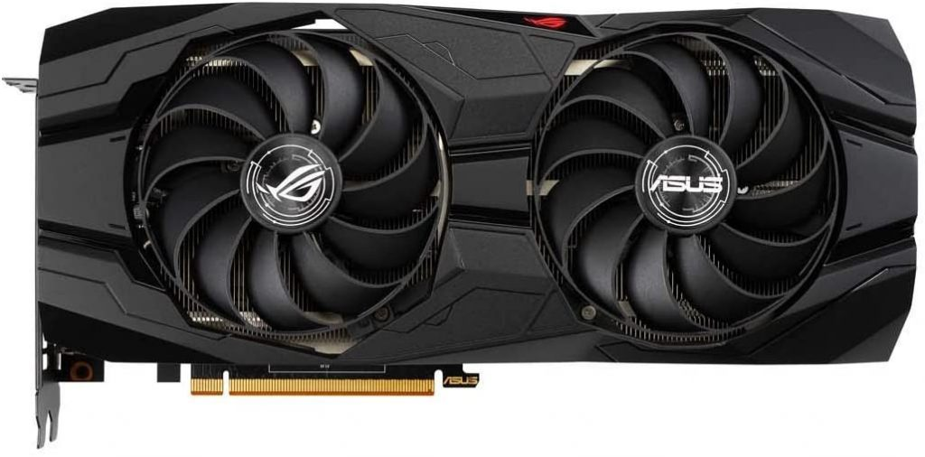 ASUS DUAL RADEON RX 5500 XT EVO 8GB OC