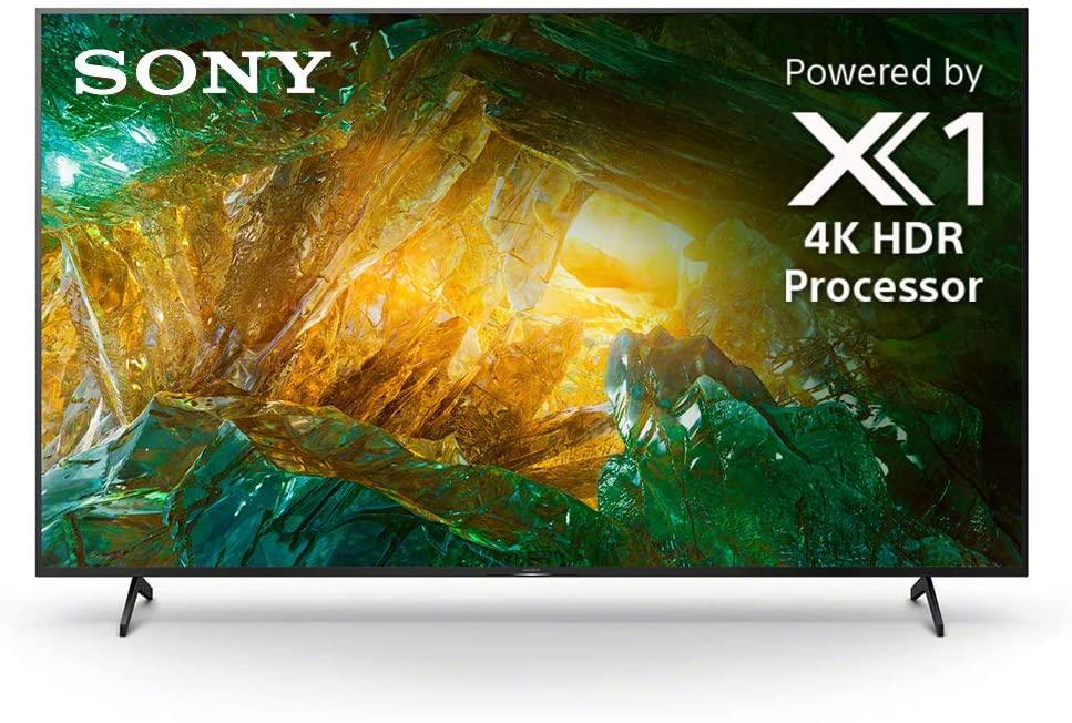 Sony X800H Series