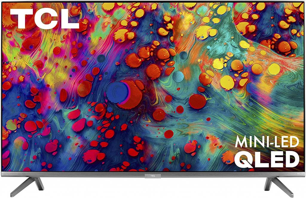 TCL R635 4K QLED Roku Smart TV