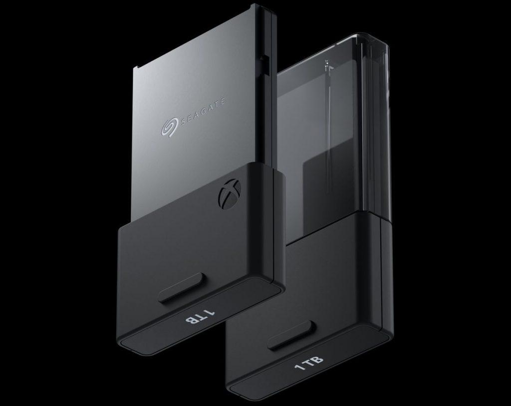 Xbox Series X External Storage
