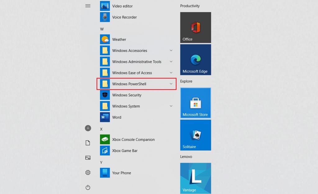 Removing Xbox Game Bar using Windows PowerShell
