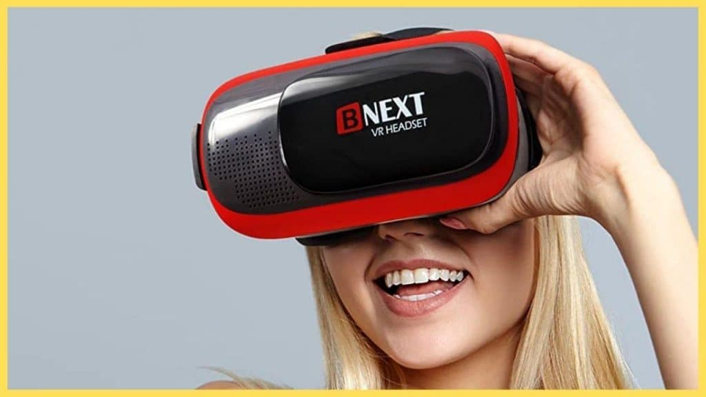 B Next VR Headset Price