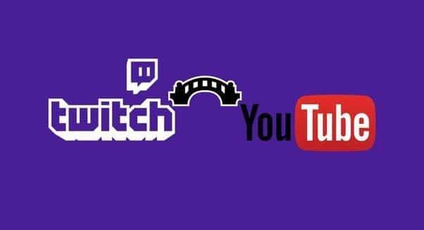 Twitch to YouTube