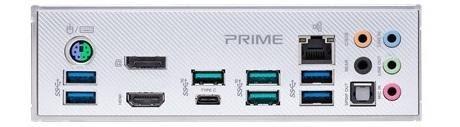 ASUS Prime X570 Ports