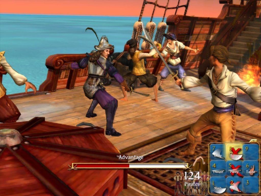 Sid Meier's: Pirates