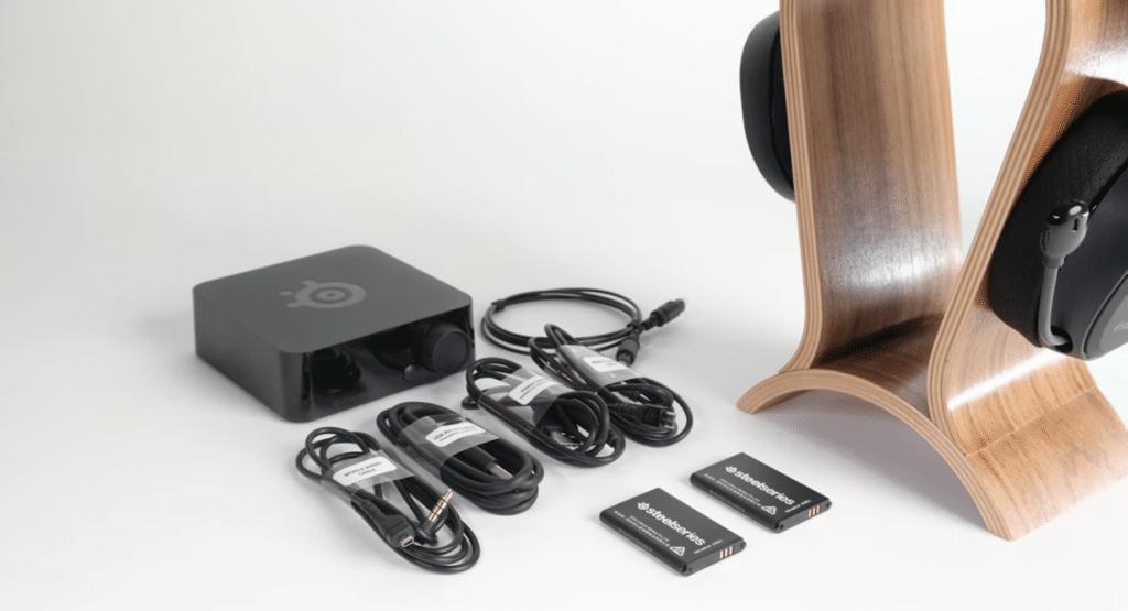 SteelSeries Arctis Pro Setup