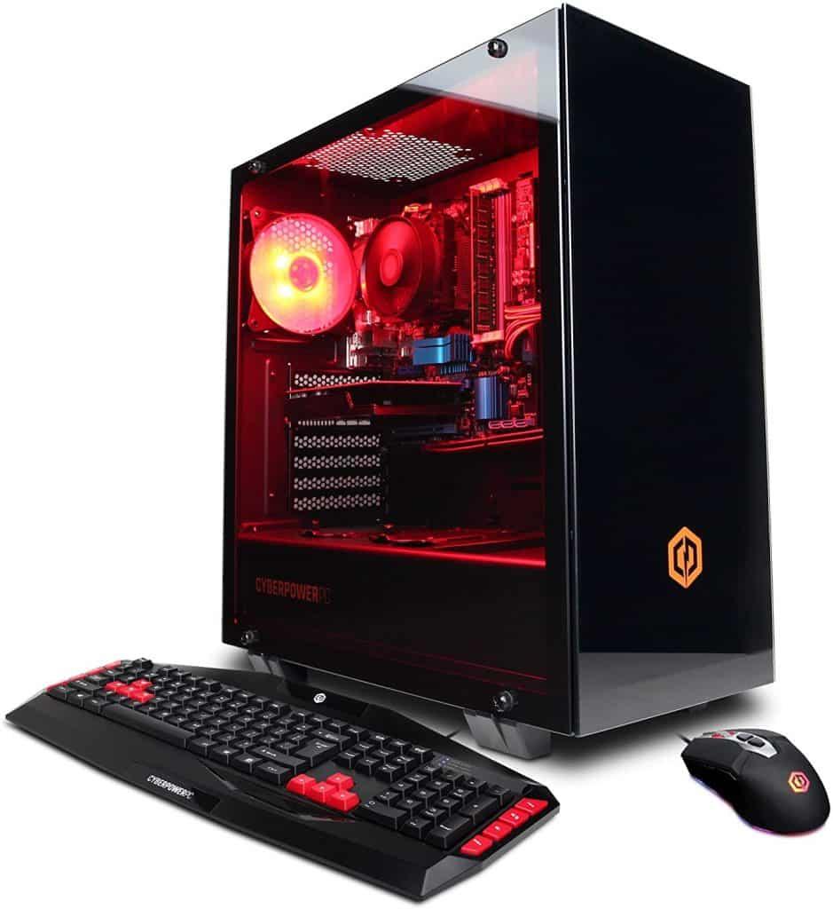 CyberpowerPC Gamer Ultra Gaming PC GUA884