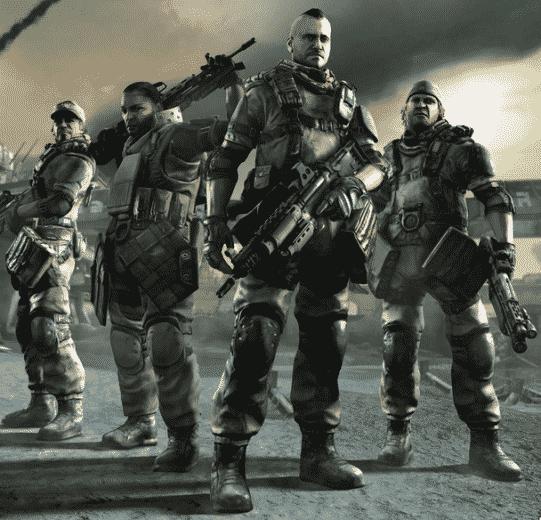 Killzone 2  Alpha Team