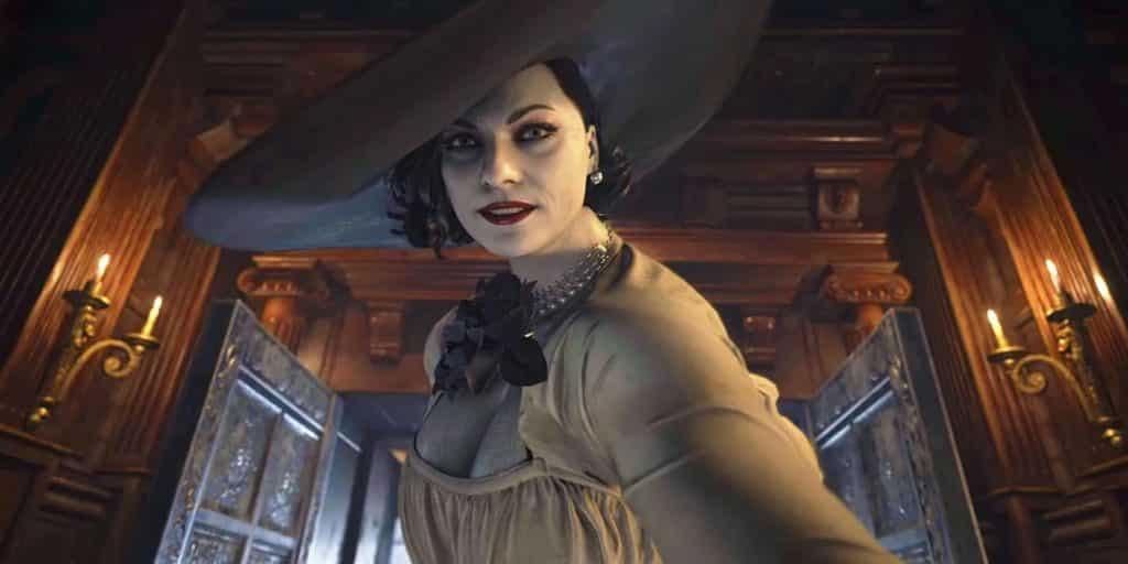Lady Dimitrescu - Resident Evil