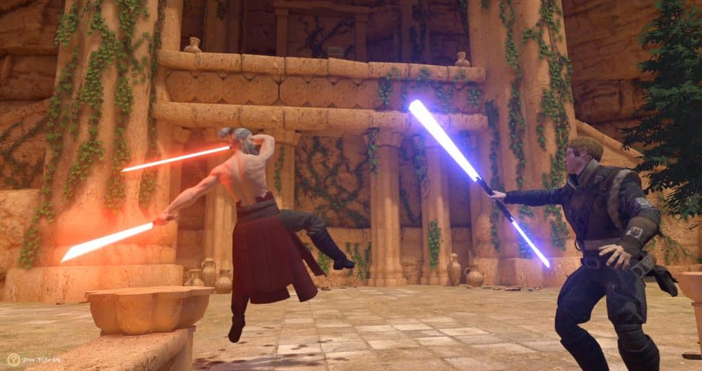 Star Wars Hero Fights
